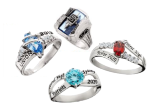 Duarte Falcon Package with Additional Ring Designs