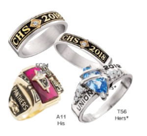 Savanna Rebel Package Additional Ring Designs (additional cost)